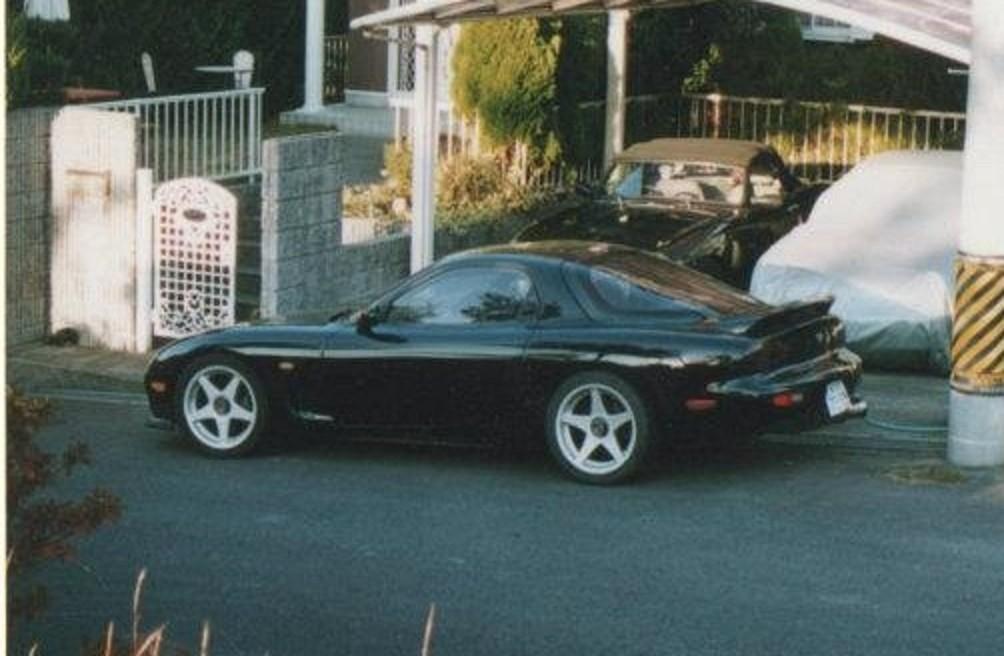 1994 Mazda RX7