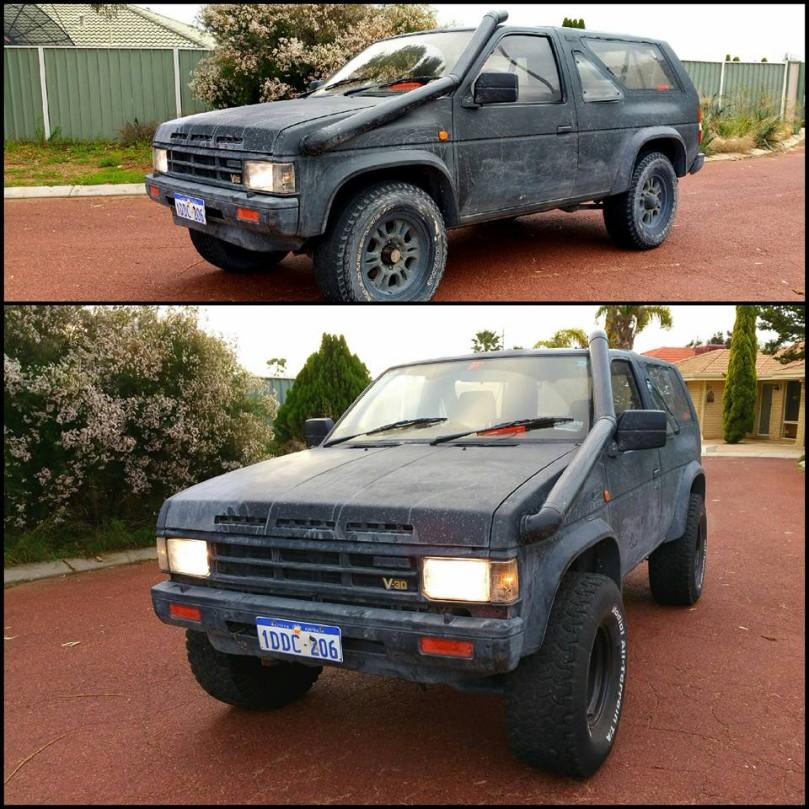 1987 Nissan Terrano VG30