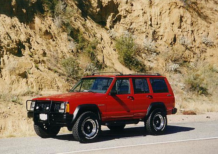 1990 Jeep CHEROKEE (4x4)
