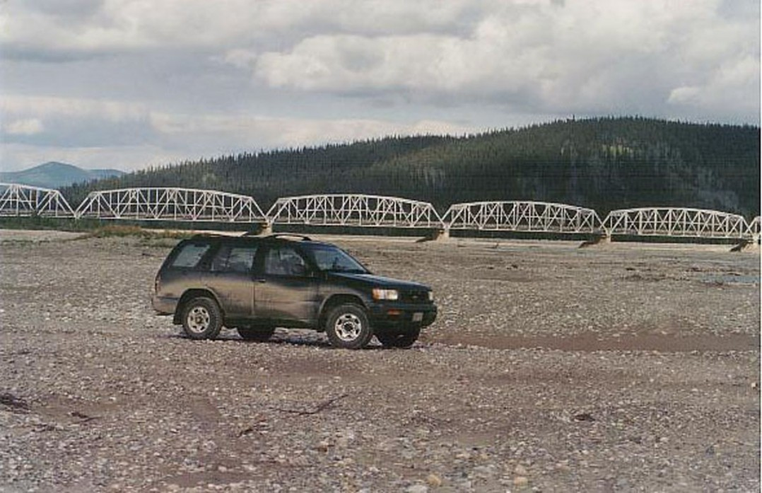1993 Nissan PATHFINDER (4x4)