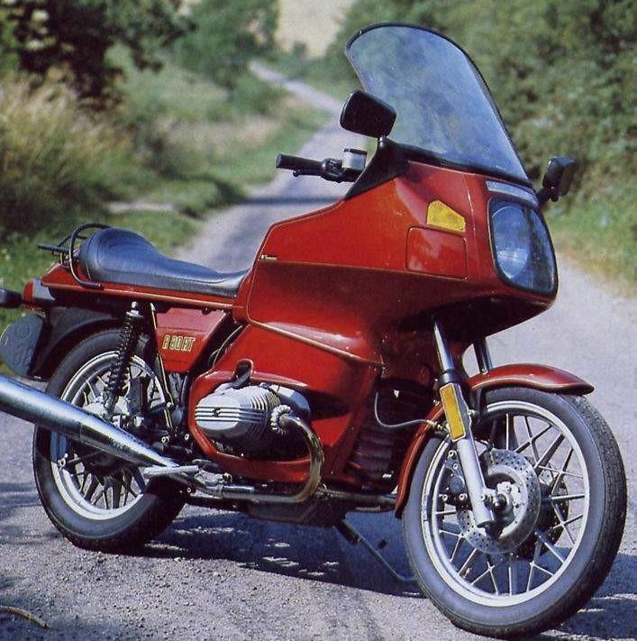 1988 BMW R80RT