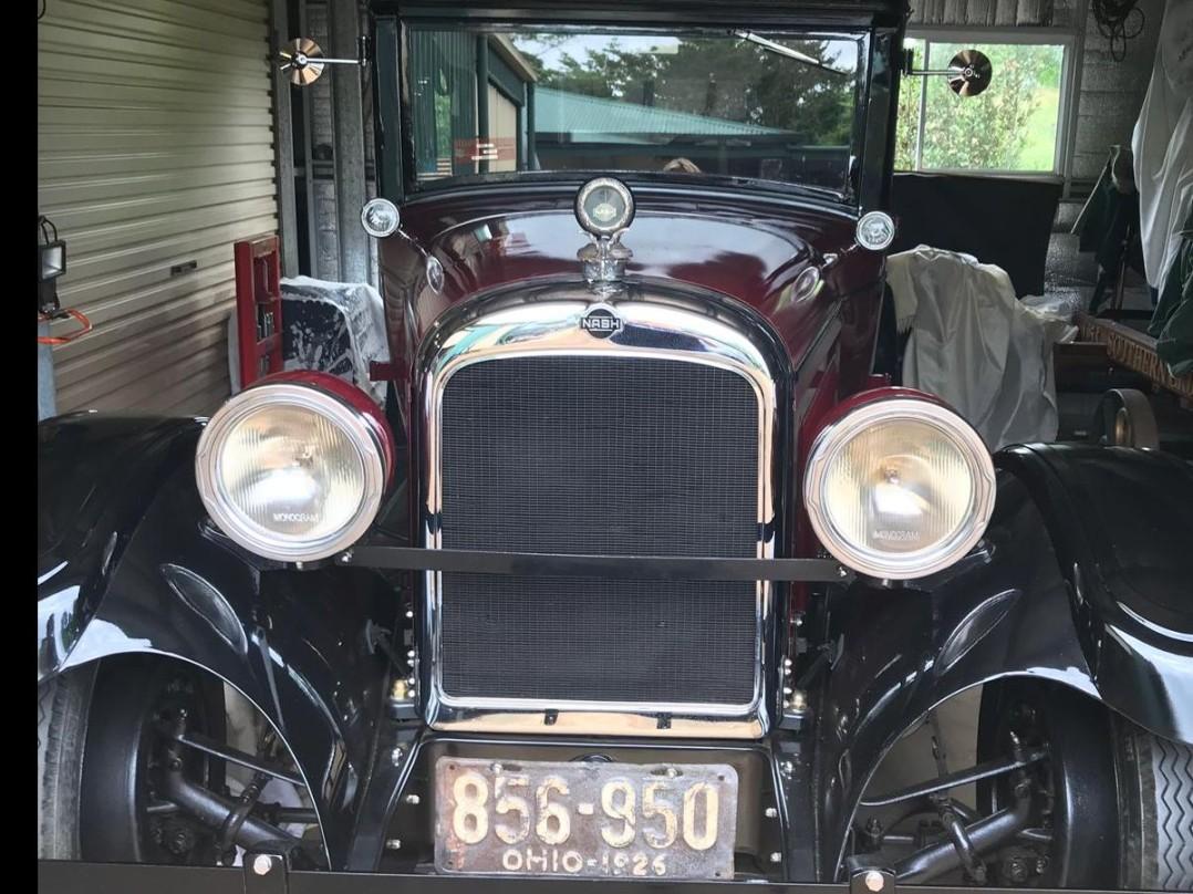 1925 Nash S