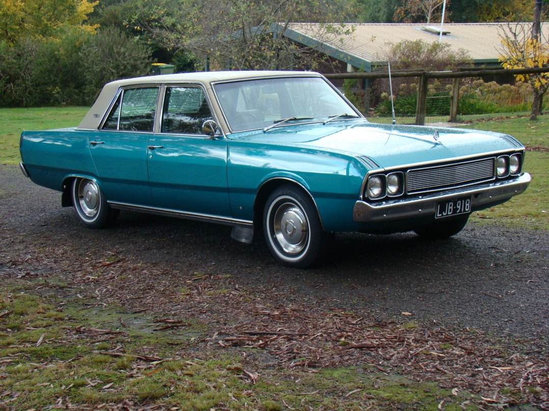1971 Chrysler VG VIP