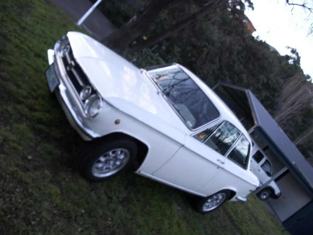 1967 Mazda 1000 Coupe MPA