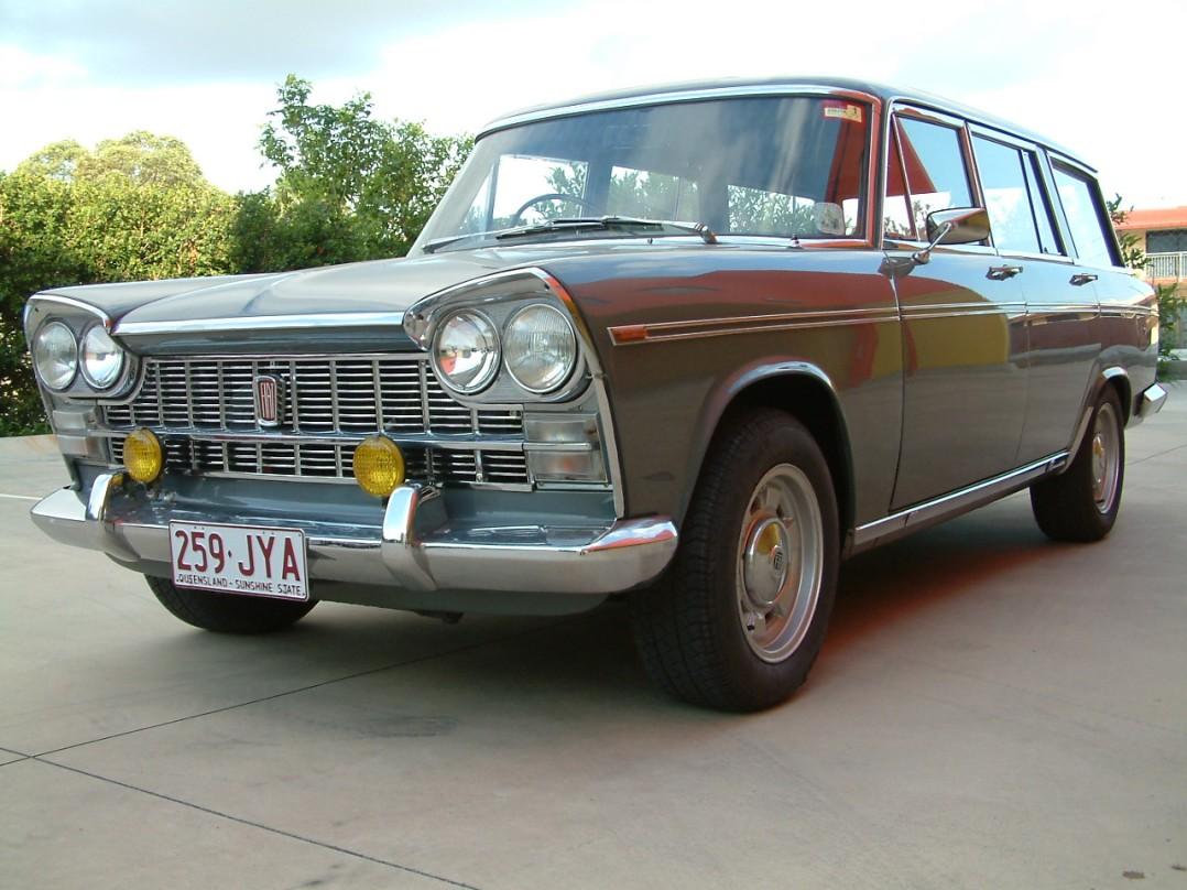 1966 Fiat 2300