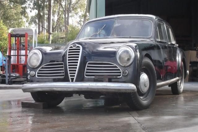 1950 Alfa Romeo 6C 2500 Avanzato