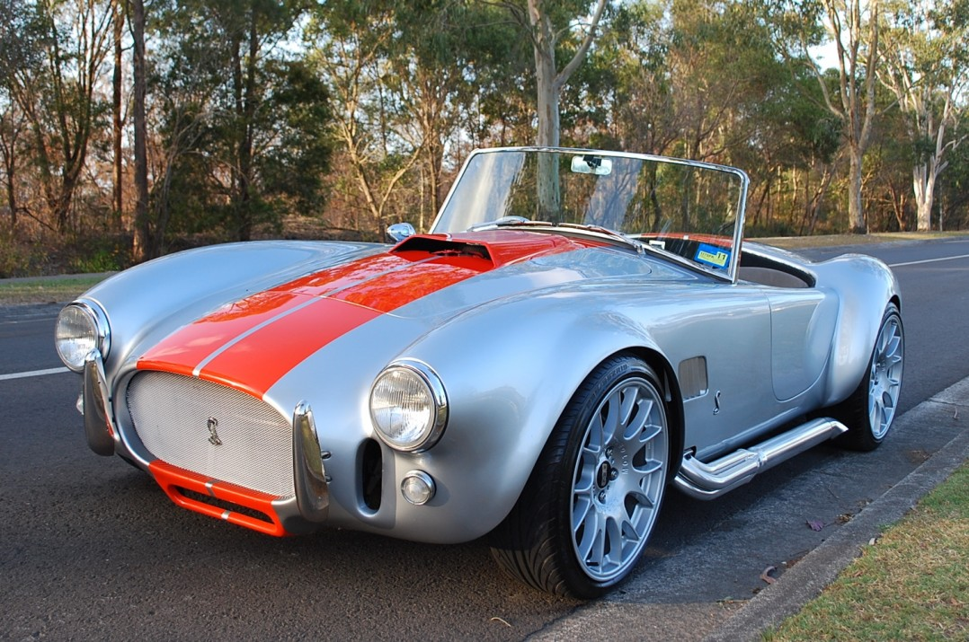 1966 AC Cobra 429CI Big Block stroker