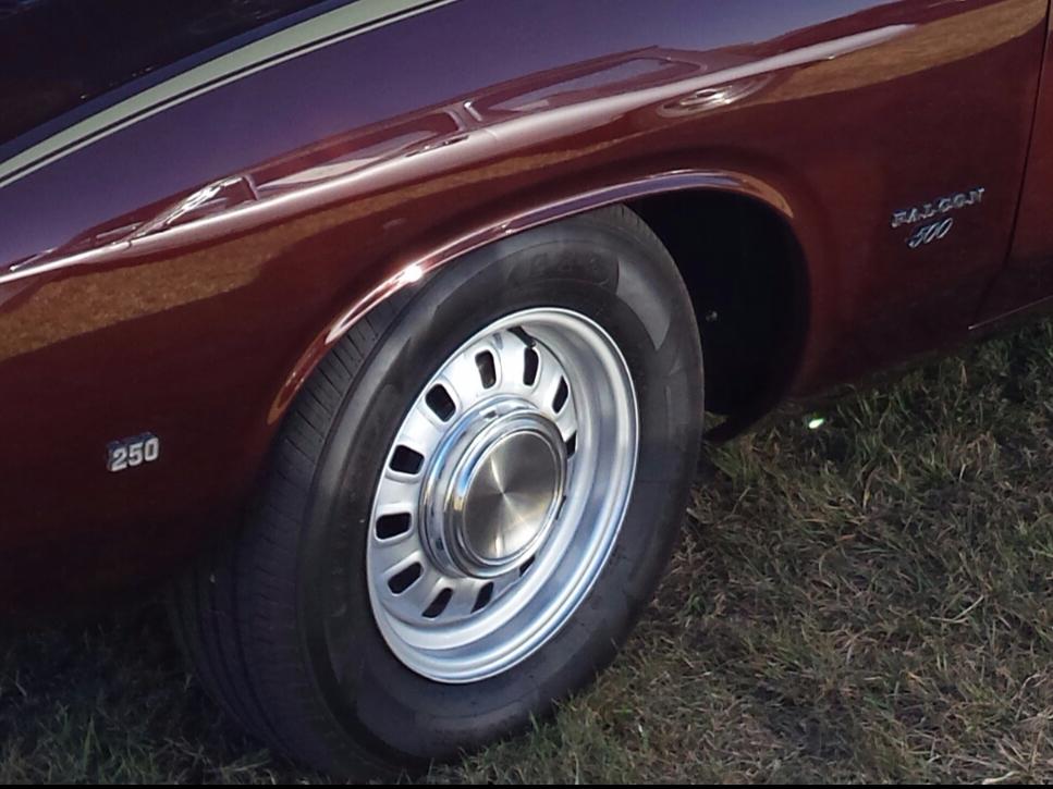 1972 Ford Xa falcon 500