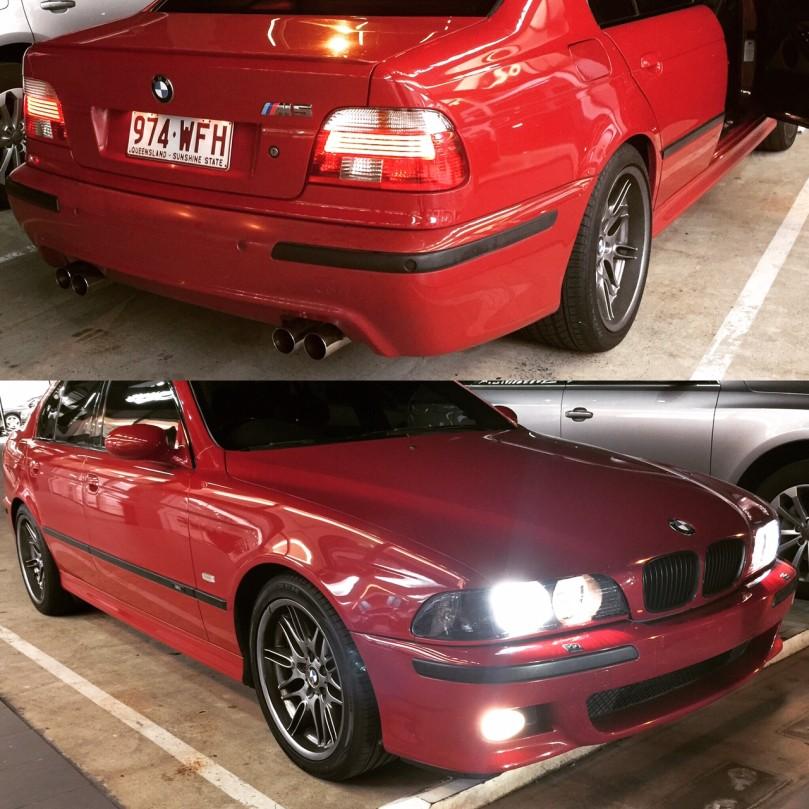 1999 BMW M5