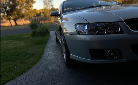 2006 Holden COMMODORE SVZ