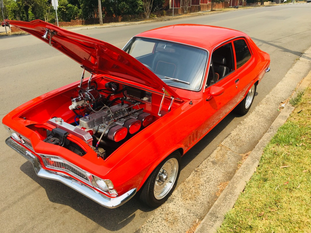 1969 Holden TORANA GTR