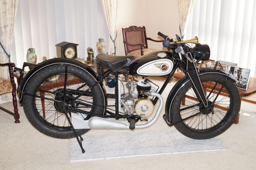 1939 Villiers Acme 125