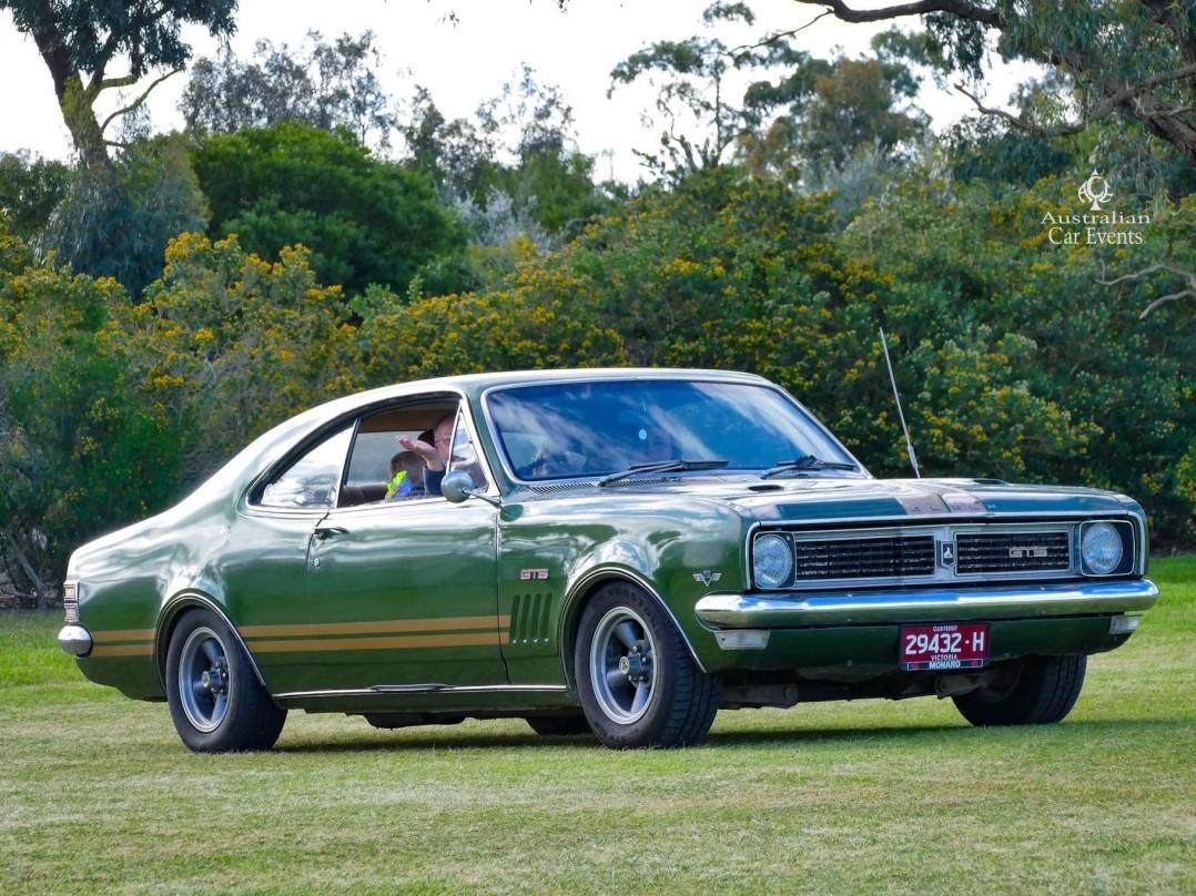 1970 Holden HT GTS Monaro