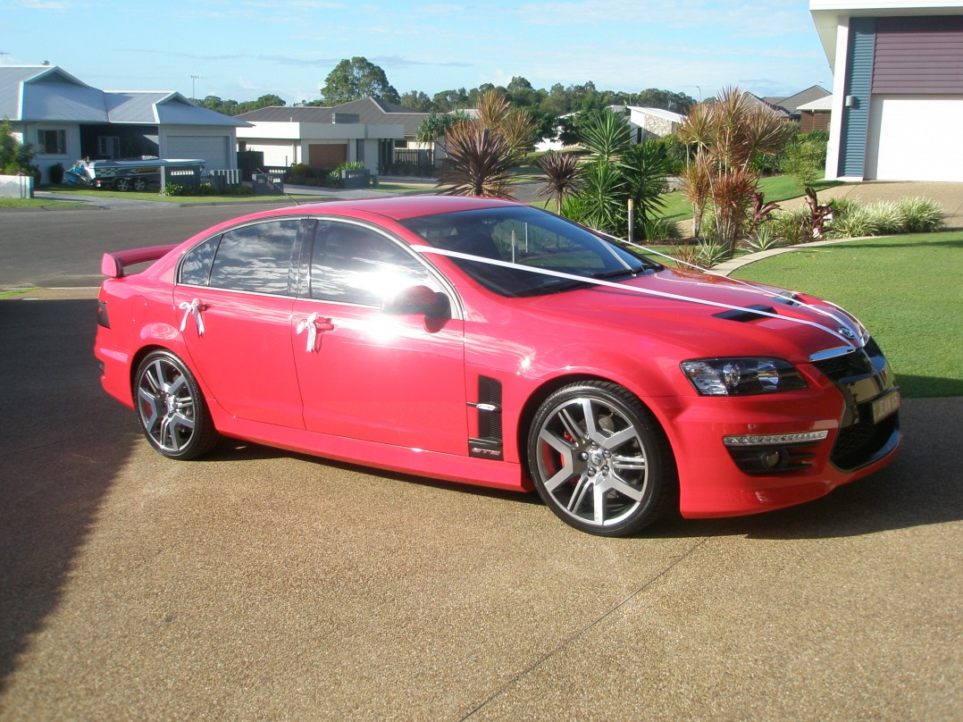 2010 Holden Special Vehicles GTS