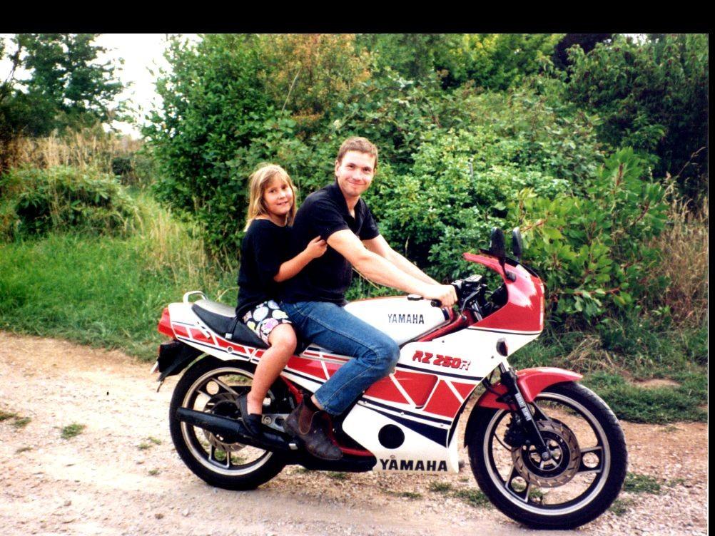 1986 Yamaha RZ350N