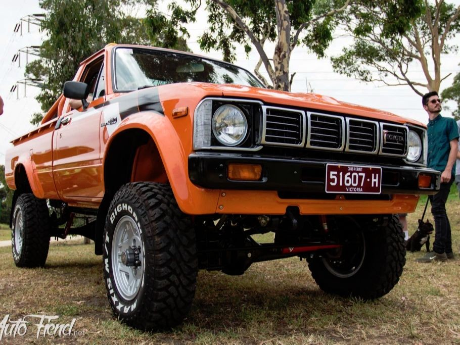 1981 Toyota HILUX (4x4)
