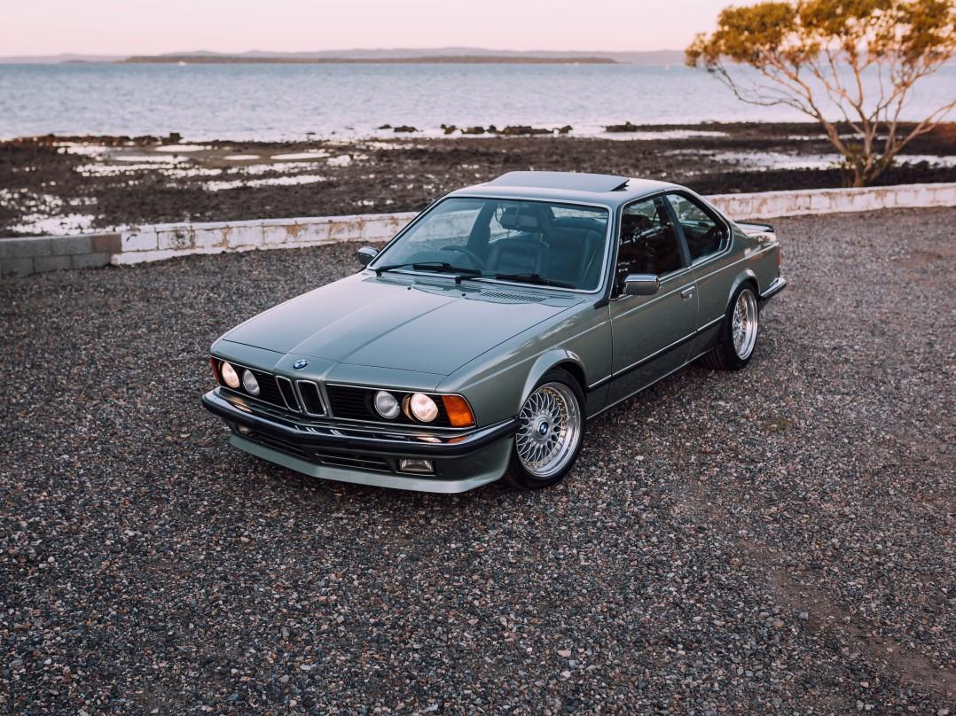 1983 BMW 635 CSi