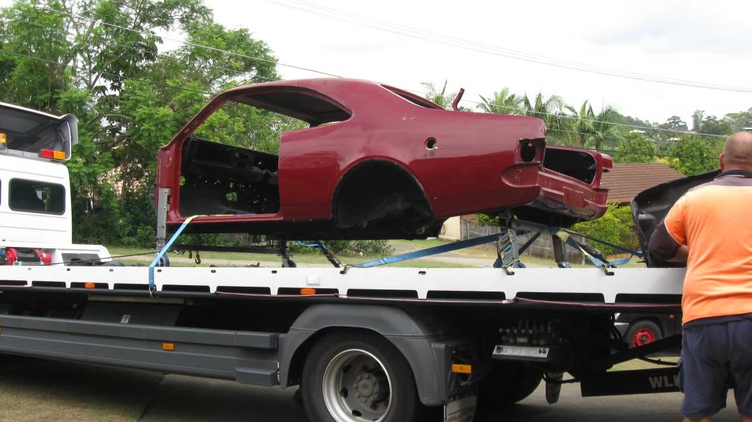 1970 Holden ht monaro gts 350