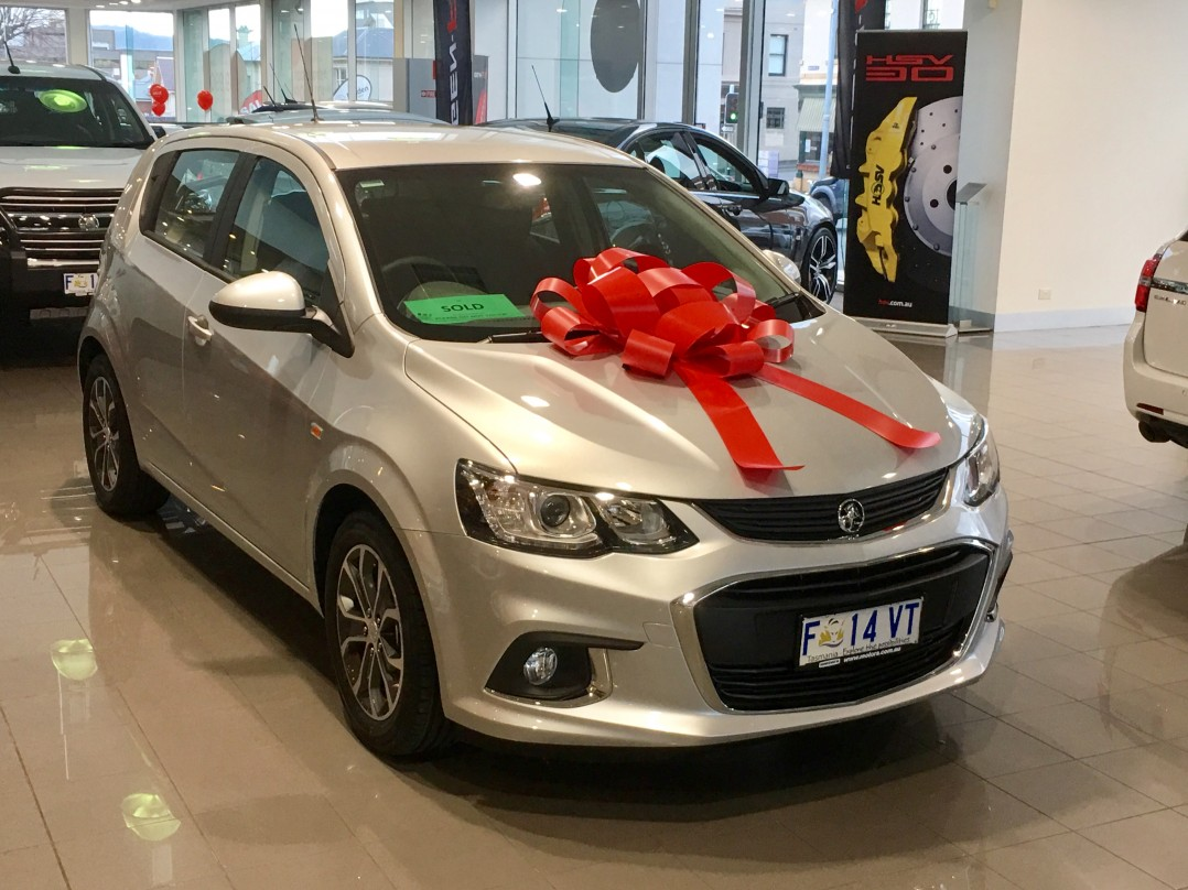 2017 Holden BARINA CD