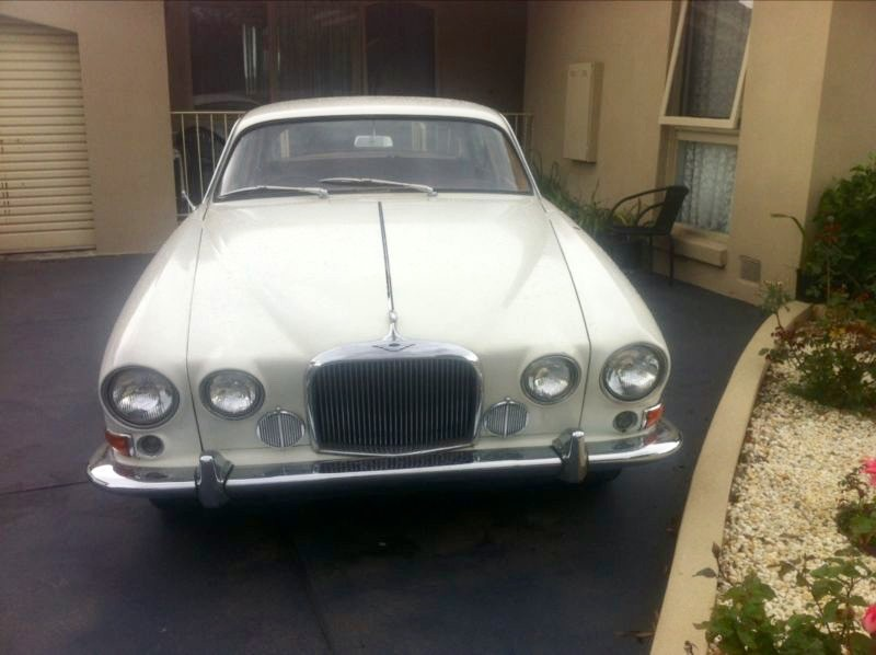 1963 Jaguar Mark 10