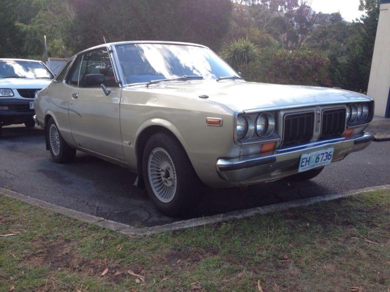1979 Datsun 200B SSS