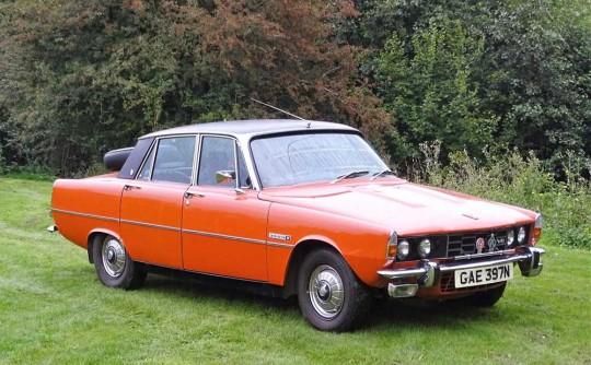 Rover 3500S (P6B) or Triumph 2500S?