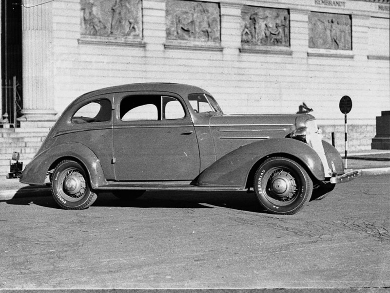 1935 Chevrolet All-Enclosed Master