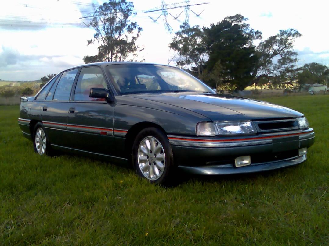 1990 Holden VN SS