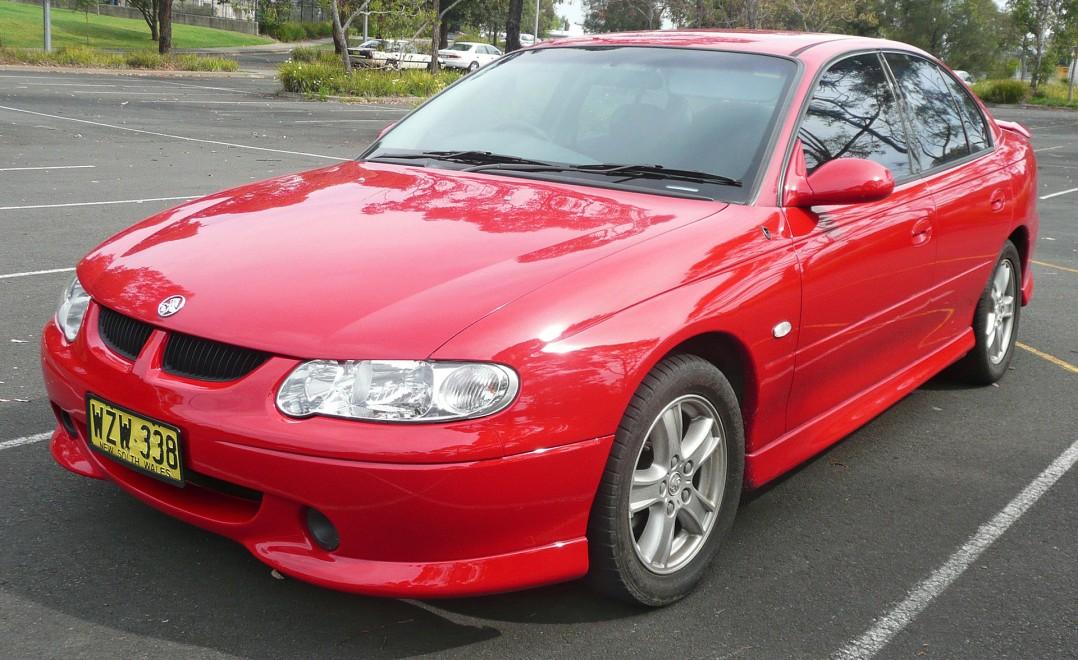 2002 Holden COMMODORE