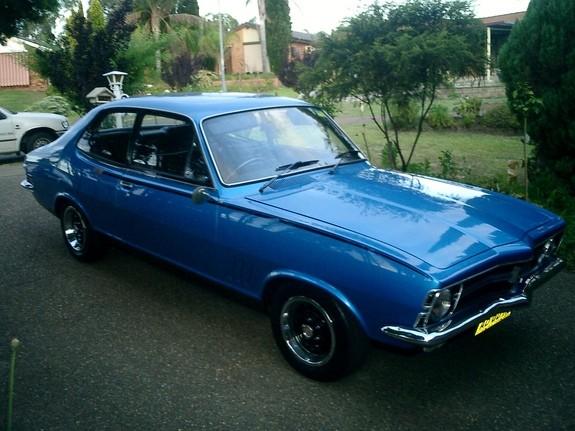 1970 Holden LC GTR