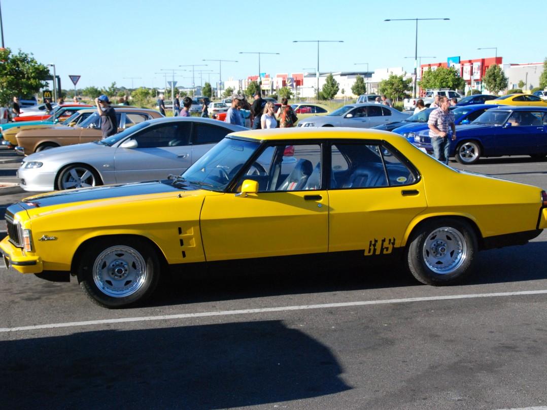 1977 Holden Monaro HX
