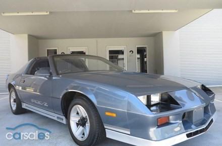 1984 Chevrolet Z28