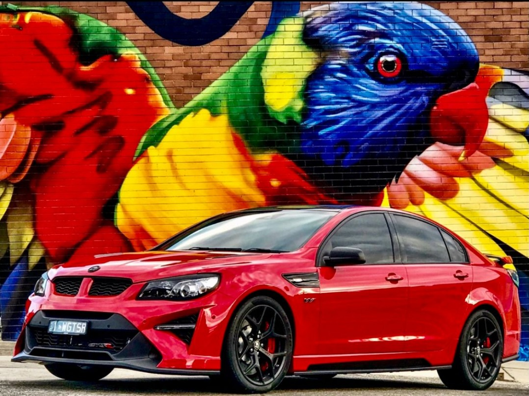 2017 Holden Special Vehicles gtsr W1
