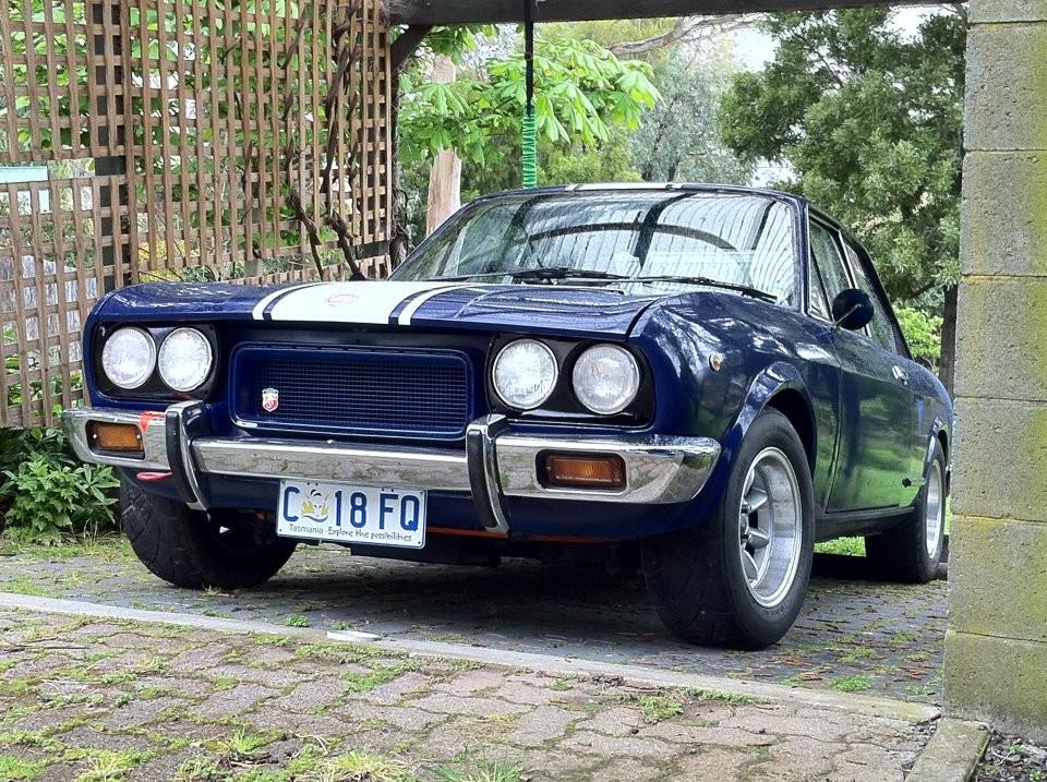 1973 Fiat 124 SPORT