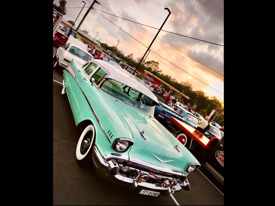 1957 Chevrolet 210 4dr