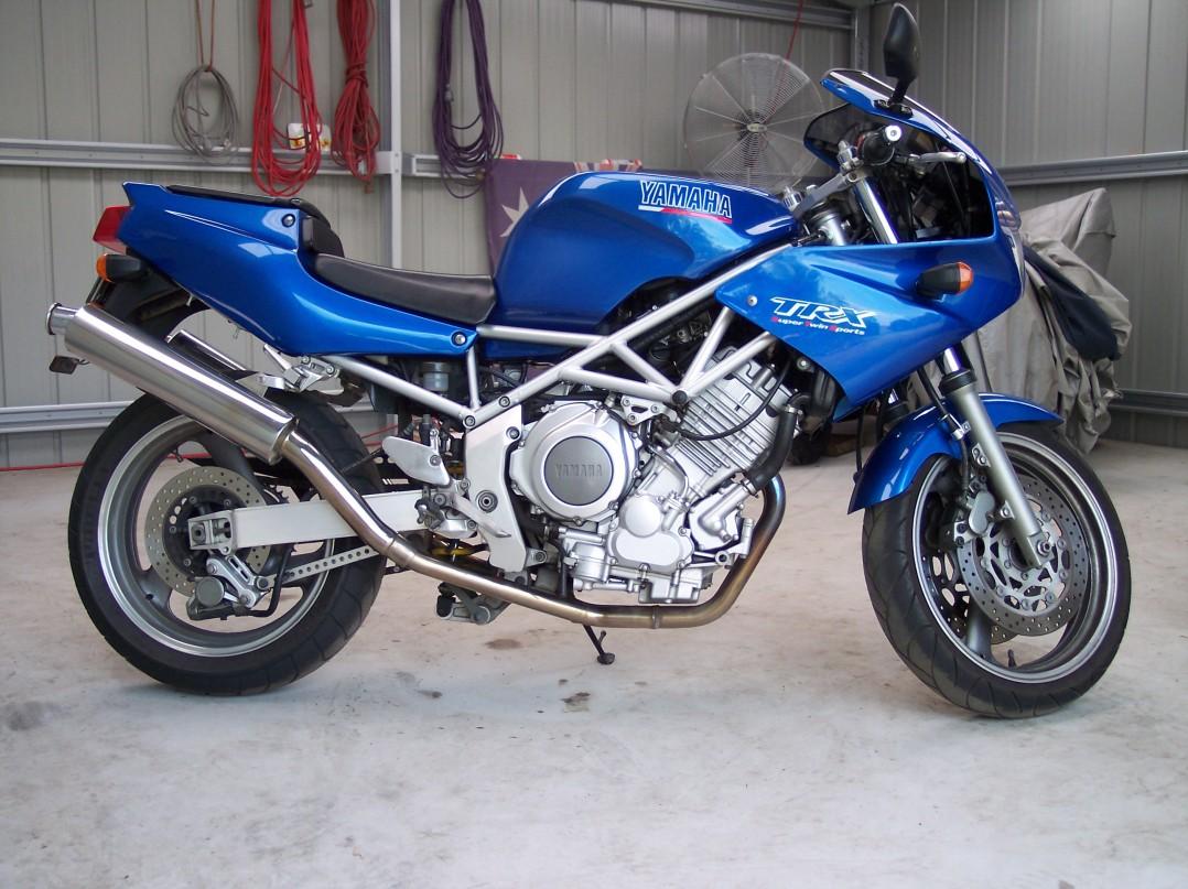 1999 Yamaha TRX850