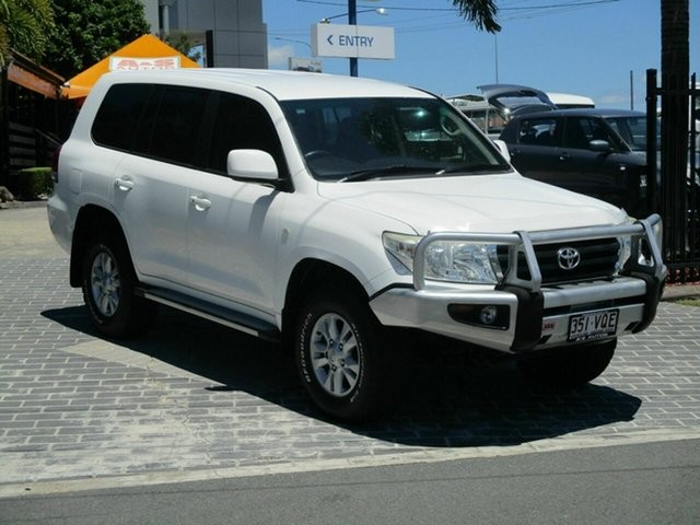 2007 Toyota LANDCRUISER (4x4)