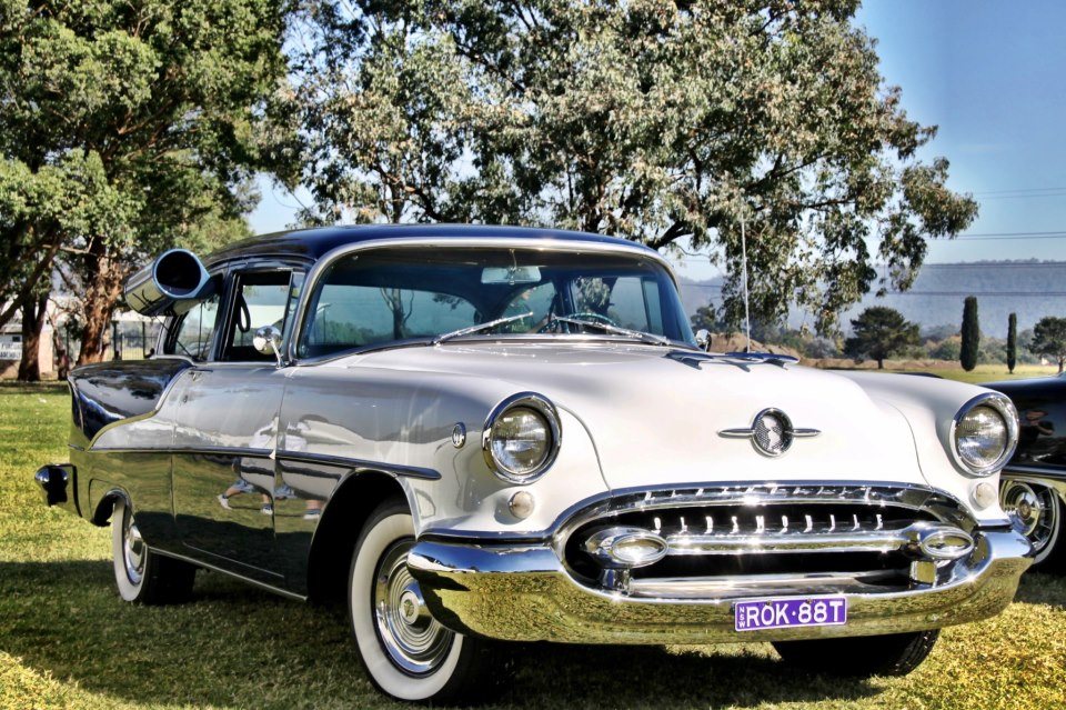 1955 Oldsmobile super 88 - super88 - Shannons Club