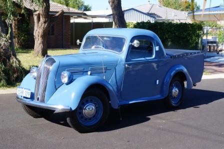 1940 Standard Flying 10