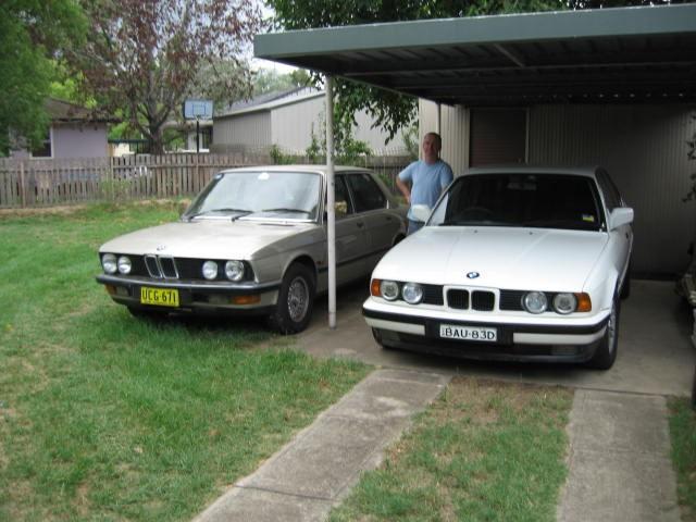 1990 BMW 535i EXECUTIVE PACK