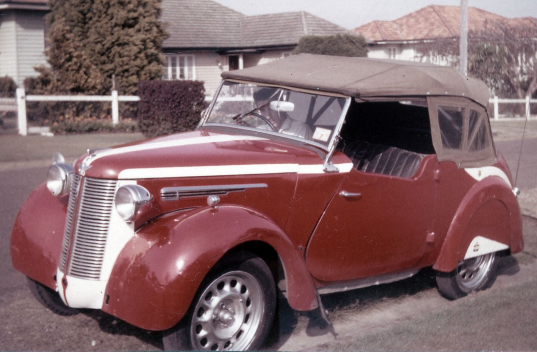 1948 Austin 8