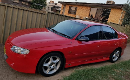 1999 Holden Special Vehicles CLUBSPORT