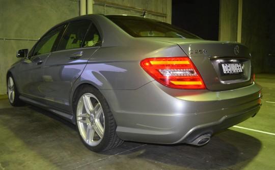 2012 Mercedes-Benz C250 CDI ELEGANCE BE