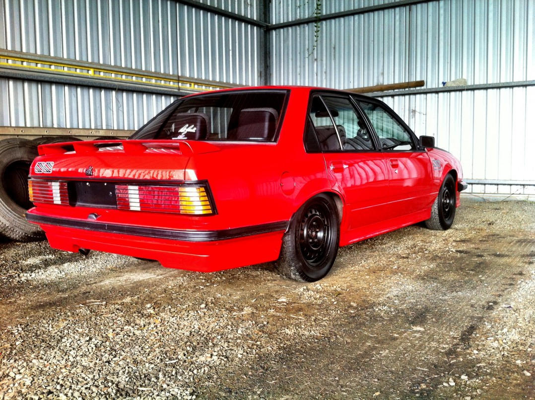 1982 Holden Commodore VH SS