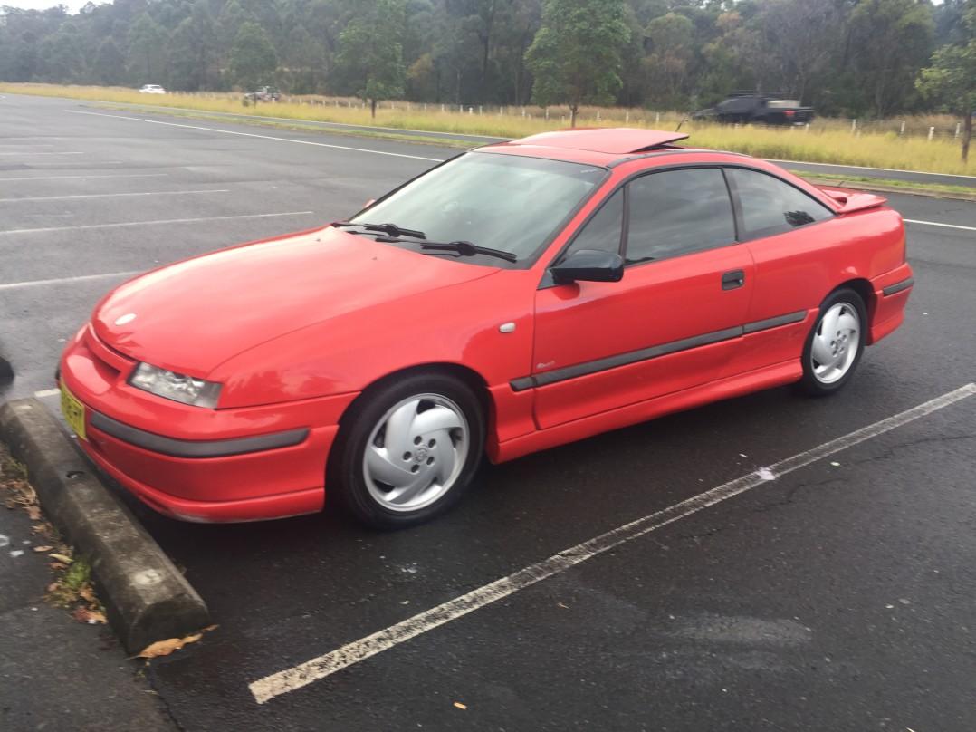 1994 Holden calibra 4wd turbo