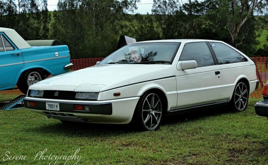 1986 Holden PIAZZA TURBO