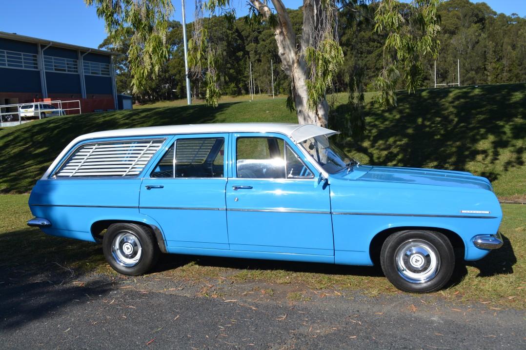 1967 Holden holden hr
