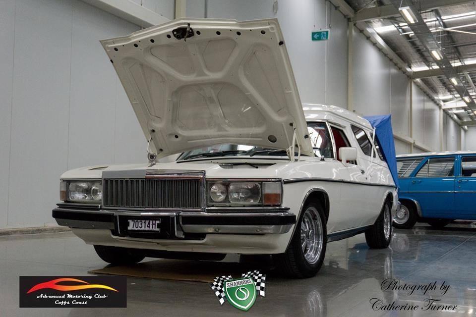 1985 Holden holden wb