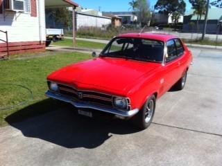 1970 Holden torana gtrxu1