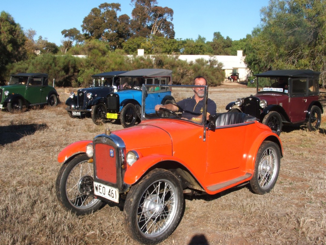 1927 Austin Austin7
